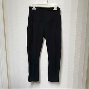 Yogalicious Lux | High-Waisted Capri Yoga Pants